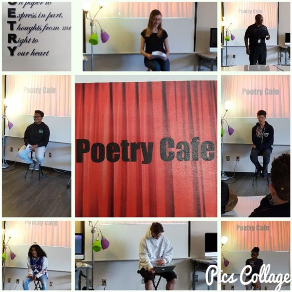 Poetry Cafe`