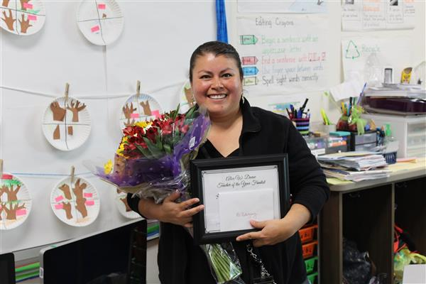 Alice W. Douse Teacher of the Year